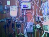 A mess of wiring