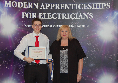 Apprentice of the Year - Scotland East